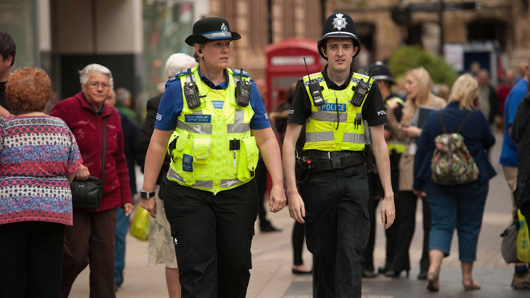 The cuts to neighbourhood policing in Cornwall and Devon