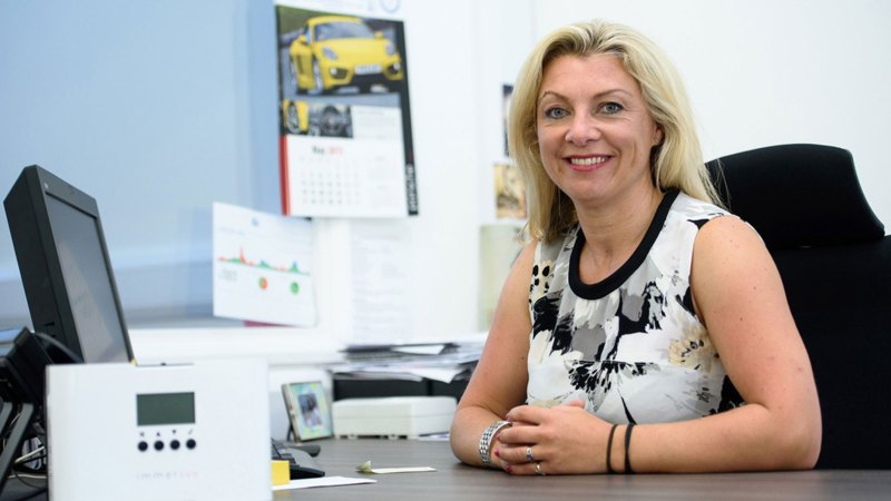 Jodi Huggett. Photo: Steve Smailes for Lincolnshire Business