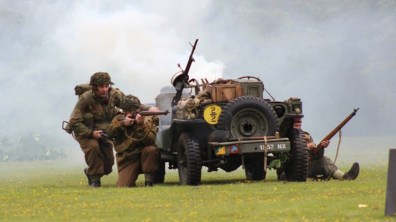 Photo: Woodhall Spa 1940's Weekend Facebook page