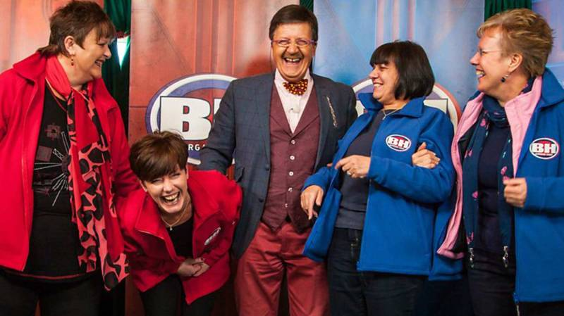 The BBC TV show sees teams competing to find the best bargains across the country's antiques show and centres.