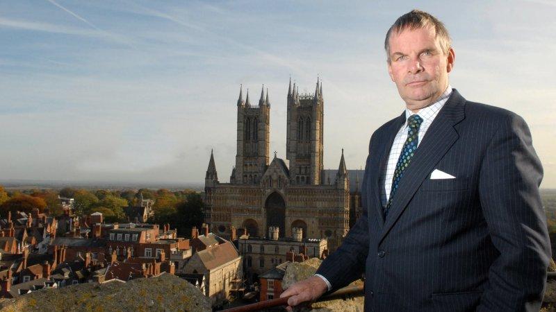 Lincolnshire County Council leader Martin Hill