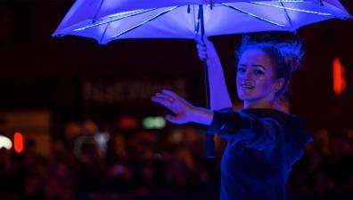 Gravity Fields Festival 2016 in Grantham. Photo: Sean Strange