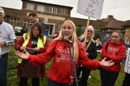 Fighting 4 Grantham Hospital founder Jody Clark. Photo: Steve Smailes/Lincolnshire Reporter
