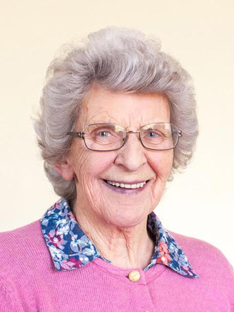 Councillor Marion Brighton