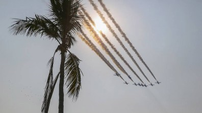 Muscat, Oman. Photo: Red Arrows