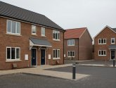 New 'super-efficient' council homes open in Heckington