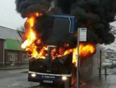 Firefighters called to bus fire in Mablethorpe