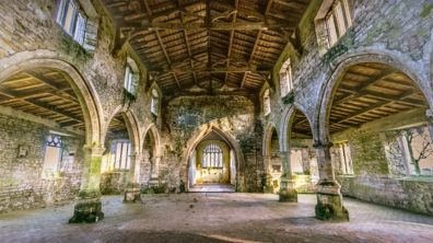 Take a tour around the abandoned St Botolph's Church in Skidbrooke. Photo: Simon O'Neill