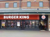 Man hit with hammer and pushed through window of Burger King in Skegness