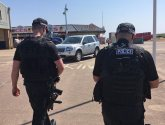 Armed patrols continue in Skegness and Lincolnshire this weekend