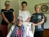 Lincolnshire woman and former police officer celebrates 100th birthday in style