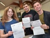 Lincolnshire A Level pass rate remains above national average