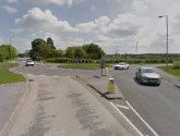 Four weeks of overnight road closures for resurfacing at roundabout leading to A1