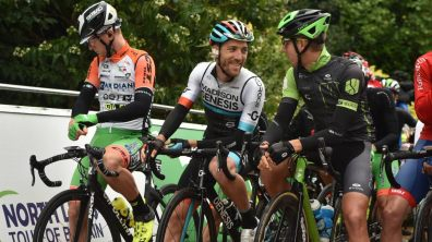The Tour of Britain in North Lincolnshire. Photo: Steve Smailes for Lincolnshire Reporter