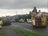 Police provide update on condition of seven injured in Blyton crash