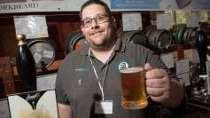 The Gainsborough Old Hall Beer Festival. Photo: Steve Smailes for Lincolnshire Reporter