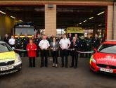 Joint ambulance and fire station officially opens in Louth