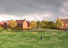 Major 750 home development in Gainsborough approved