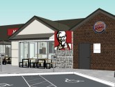 Plans for new drive-thru KFC off Holdingham roundabout