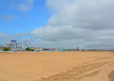 Bomb squad called to Skegness beach over Easter