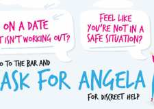 'Ask for Angela' scheme rolled out to Skegness in time for Christmas