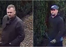 CCTV appeal: Police search for two men after log burner stolen in Whaplode