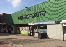 Plans tabled to demolish former Scunthorpe Market