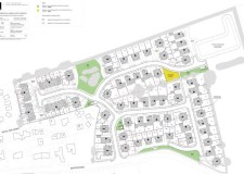 107 home development approved for Heckington