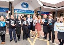 Lincolnshire Co-op raises £142k for Prostate Cancer UK