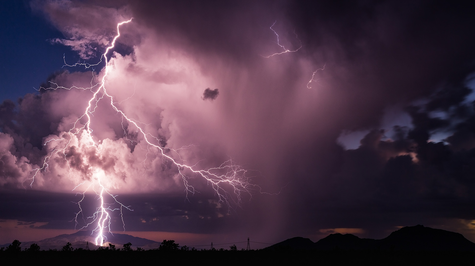 Thunderstorms are expected in Lincolnshire well into the weekend