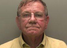 RAF veteran pedophile jailed