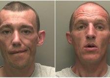 Skegness burglars' wheelie bin getaway foiled