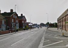 Arrest after man hit by car in Skegness