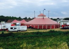Man's body found at Lincolnshire circus site