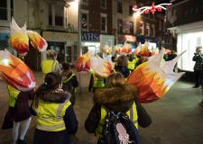 Lantern parade to illuminate Gainsborough