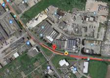Police close road after serious Immingham crash