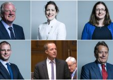 Lincolnshire MPs divided over Tory leadership