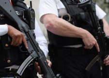 Armed police arrest man over Market Rasen incident