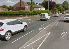 Three in hospital after serious stolen bike crash
