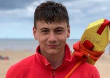 Praise for lifeguard who saved young boy's life