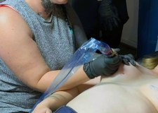 Life-changing nipple tattoos for cancer survivors 'too realistic' for Facebook