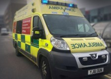 Cyclist dies after cardiac arrest in Lincolnshire village