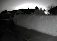 "Caught on camera: ""Explosion"" in Skegness explained"