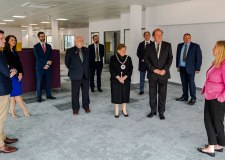 Work completed on new Grantham University Centre