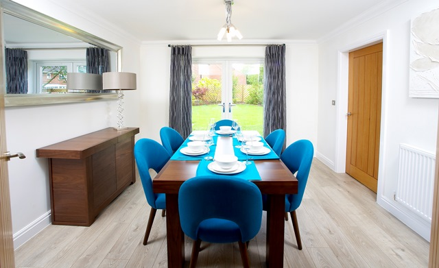 Part Exchange to the perfect home at Lakeside