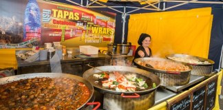 Return of Lincoln Street Food Festival