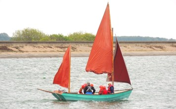 Lincs locals invited to give sailing a go this May