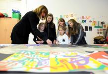 Creative kids to be inspired at young artists workshops