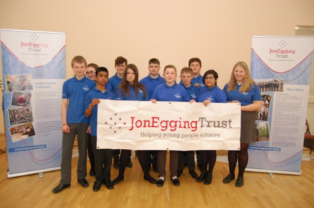 Jon Egging Trust reaches for Blue Skies with funding award