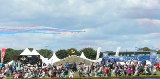 Lincs Show 18 a flying success